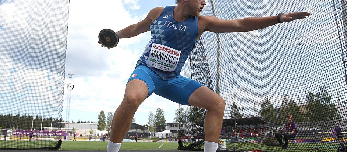 Gavle  13/07/2019 Campionati Europei under 23 , European athletics U23 - foto di Giancarlo Colombo/A.G.Giancarlo Colombo