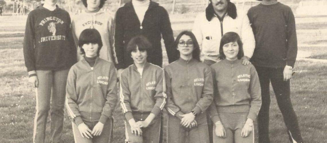 Mezzofondo femminile 1978